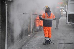 Почела акција уклањања графита на ГО Звездара